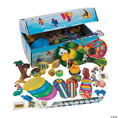 Tropical Treasure Chest Assortment