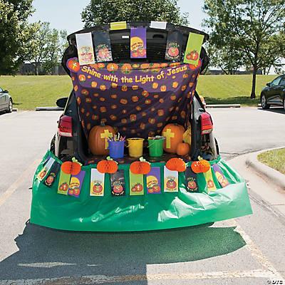 christian pumpkin dcor idea