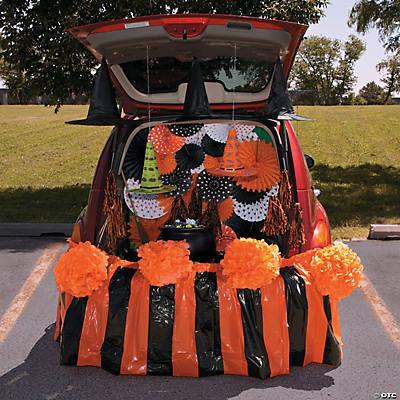 trunk or treat classic halloween dcor idea