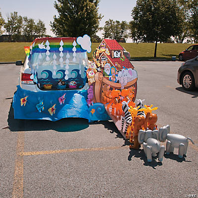 How To Decorate A Pickup Truck For Easter | just b.CAUSE