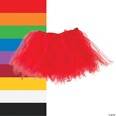 Tulle Tutu Skirt for Adults