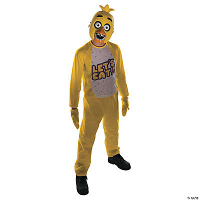 Tween's Five Nights at Freddy's Chica Costume