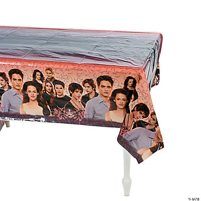 Twilight Breaking Dawn Tablecloth