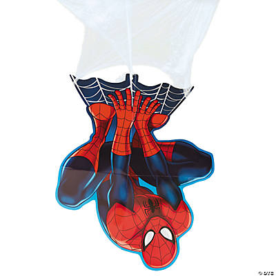 Ultimate Spider Man Hanging Centerpiece Oriental