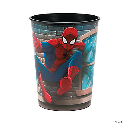 Ultimate Spider-Man Party Cup