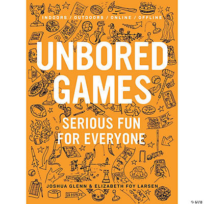 Unbored Games Serious Fun For Everyone Oriental Trading