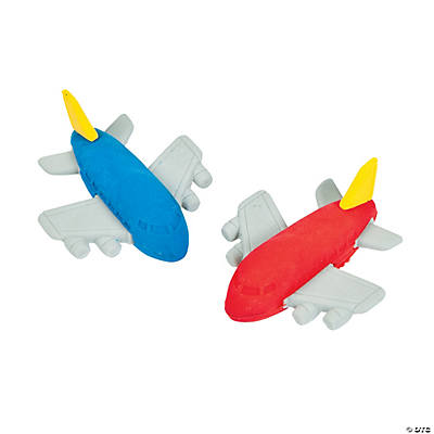Up & Away Airplane Erasers