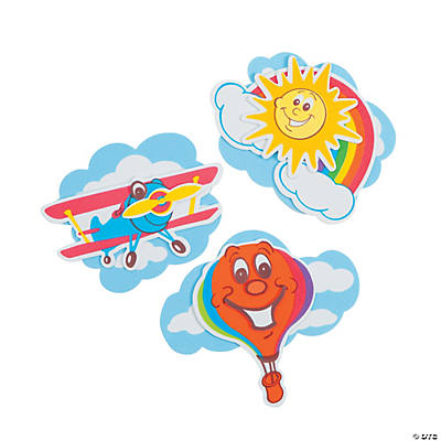Up & Away Magnet Craft Kit