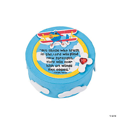Up & Away Prayer Box Craft Kit