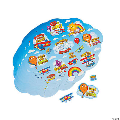 Up & Away Sticker Sheets