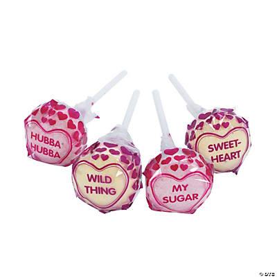 valentine lollipops - Valentine Lollipops