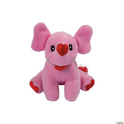Valentineu0027s Day Stuffed Elephants