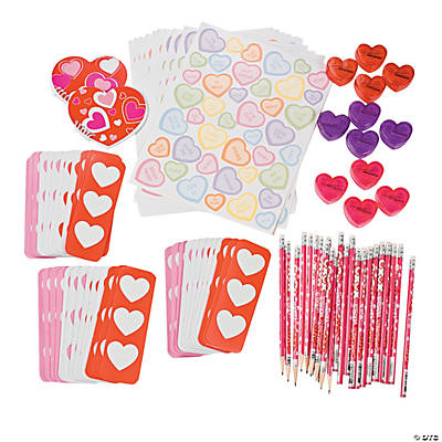 Valentine Stationery Assortment