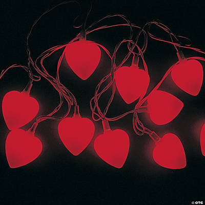 valentine string lights - Valentine String Lights