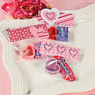 Valentine Treat Bags Idea