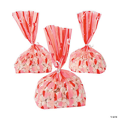"Valentine's ""XOXO"" Party Bags"