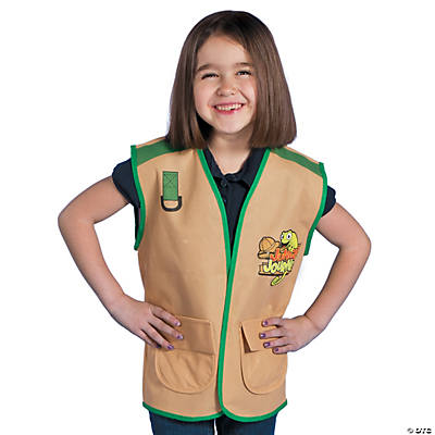 VBS Costume Jungle Vest