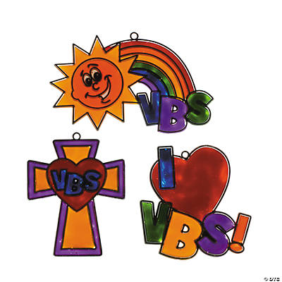 VBS Suncatchers