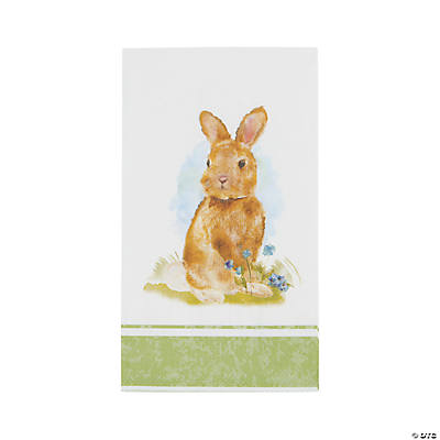Vintage Easter Dinner Napkins