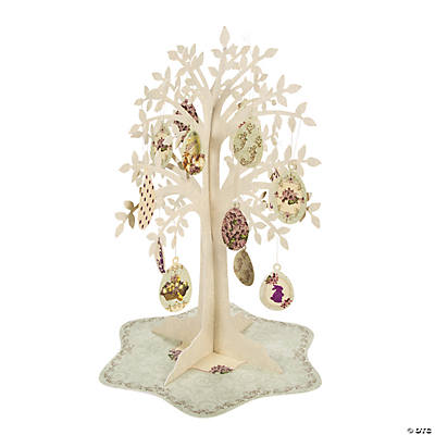 Vintage Easter Egg Wishing Tree Centerpiece