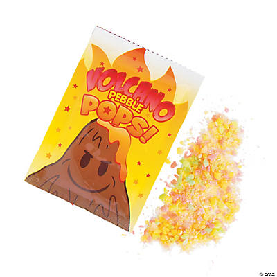 Volcano Popping Candy Oriental Trading