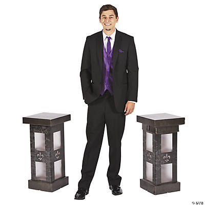 Walkway Pedestal Cardboard Stand-Up