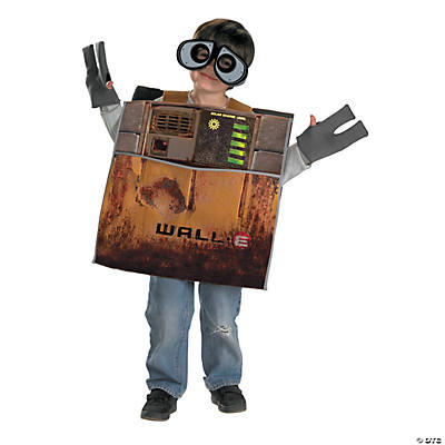 Wall-E Boy's Costume