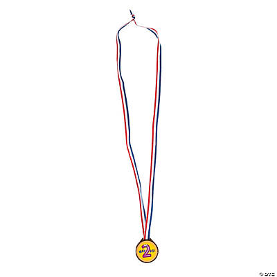 Way to Go Award Medals