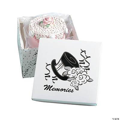 Wedding Cake Saver Box
