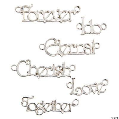 Wedding Connector Charms