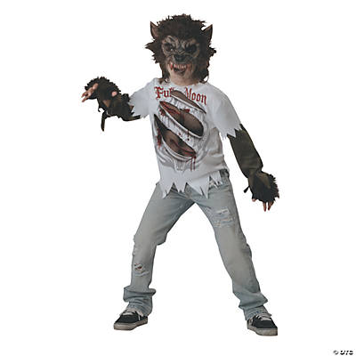 Werewolf Kid's Costume