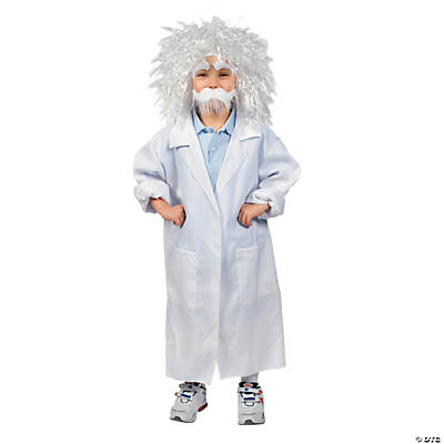 White Lab Coat Costume