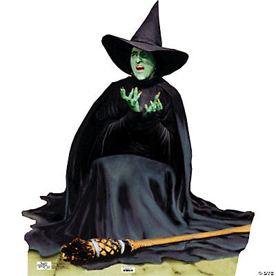 Wicked Witch Melting - Wizard Of Oz Cardboard Stand-Up