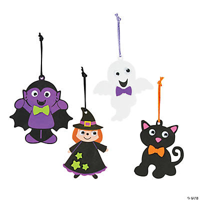 Wiggle Eye Character Ornament Craft Kit