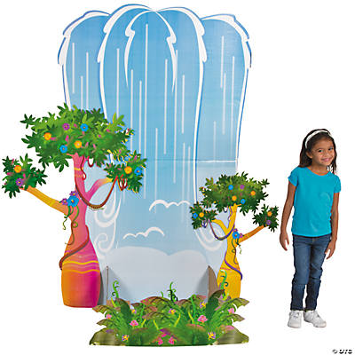 Wild Wonders 3D Rainforest Cardboard Stand-Up