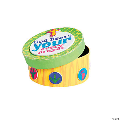 Wild Wonders VBS Prayer Box Craft Kit
