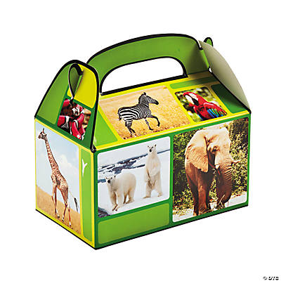 Wildlife Treat Boxes