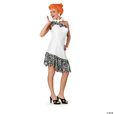 Wilma Adult Women's Costume