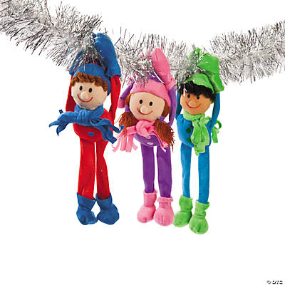 Winter Long Arm Plush Kids