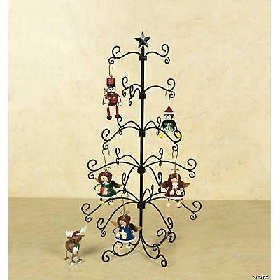 wire christmas tree oriental trading discontinued. Black Bedroom Furniture Sets. Home Design Ideas