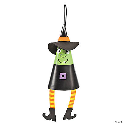 Witch Ornament Craft Kit