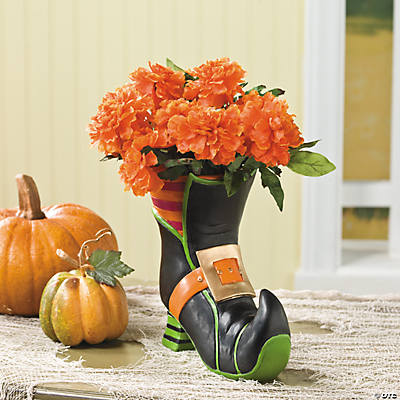 Witch's Boot Planter