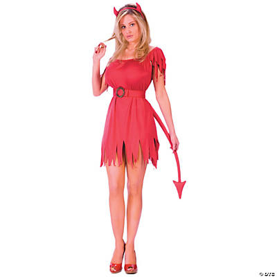 Women's Devilish Costume