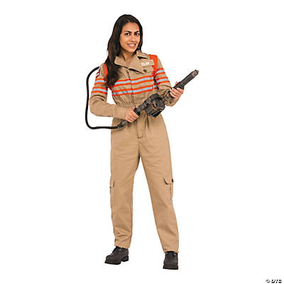 Women's Ghostbusters™ Jumpsuit Costume