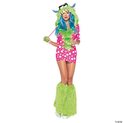 Women's Melody Monster Costume