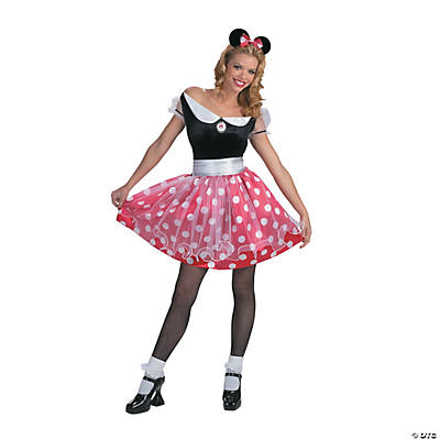 Women S Minnie Mouse Costume