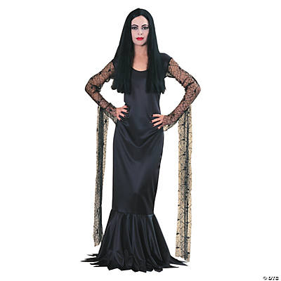 Women's Morticia Costume