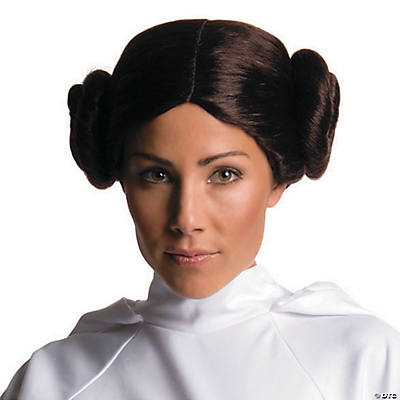 Women's Secret Wishes Star Wars™ Princess Leia Wig