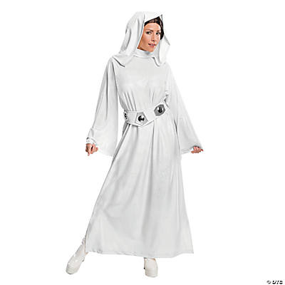 Women's Star Wars™ Hooded Princess Leia Costume