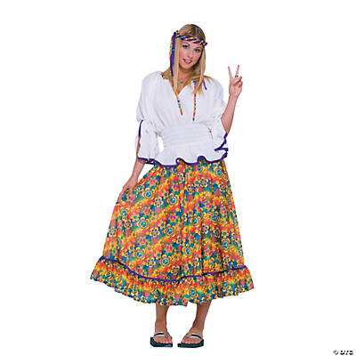 Women's Woodstock Girl Costume